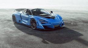 Novitec N-Largo Kit Revealed for the McLaren 720S Spider