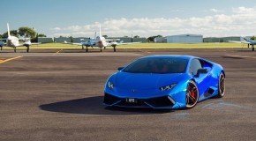 Lamborghini Huracan Novitec carbon upgrade