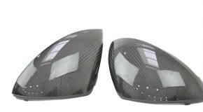 Porsche 911 991 Turbo S Carrera Wing mirrors carbon covers