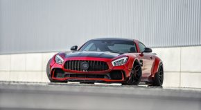 The Prior Design Mercedes-AMG GT S PD700GTR is a Monster!