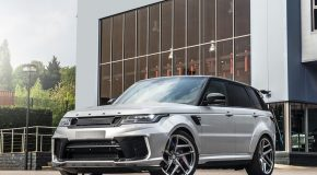 Feel the power of the new Project Kahn Range Rover Sport SVR Pace Car First Edition!
