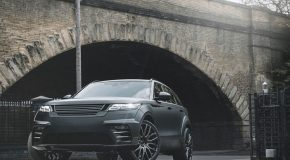 Command the Road with the Kahn Range Rover Velar P300 Pace Car