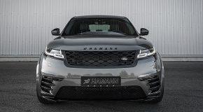 Hamann Reveals Range Rover Velar Bodykit