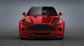 Lumma Design Reveals Widebody Kit for Aston Martin DBX