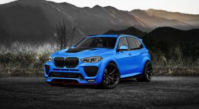 Renegade BMW X5 G05 body kit