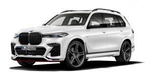 Renegade BMW X7 body kit
