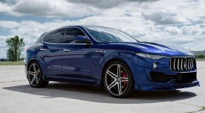 Renegade Maserati Levante body kit