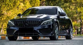Renegade Mercedes Benz C-Class body kit