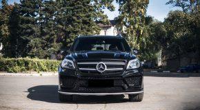 Renegade Mercedes Benz GL body kit