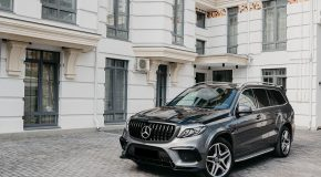 Renegade Mercedes Benz GLS body kit