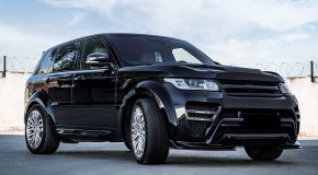 Renegade Range Rover Sport body kit