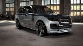 Renegade Range Rover Vogue body kit