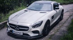Tuning Package for Mercedes-AMG GTS by REVOZPORT