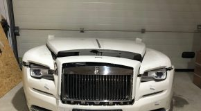 Rolls Royce Ghost II upgrade for Ghost I