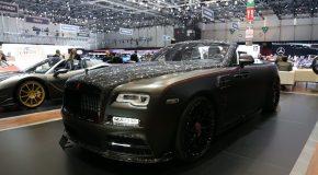 Mansory Rolls Royce Dawn 2017