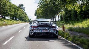 Techart GTstreet R based on Porsche 911 Turbo S (911)