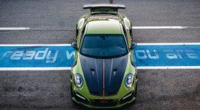 TechArt GTstreet RS: 770 Hp Porsche 911 Turbo S Revealed