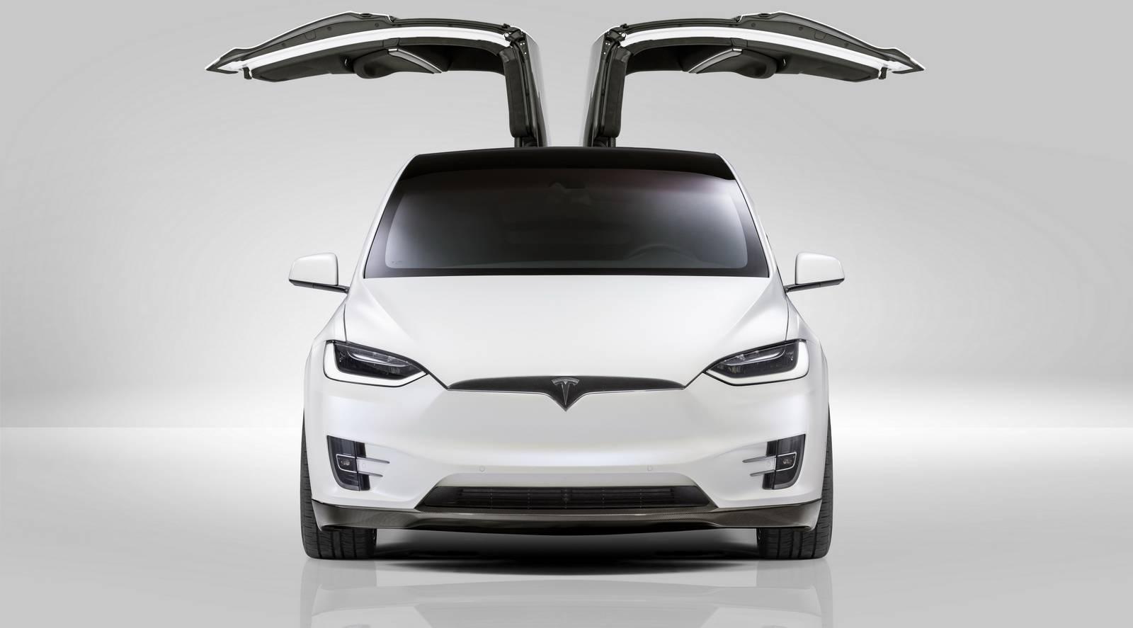 Novitec Tesla Model X