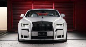 Wald Black Bison Rolls-Royce Dawn