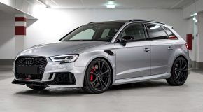 464-HP Audi RS3 Sportback By ABT Is A Hot Hatch Made Even Hotter