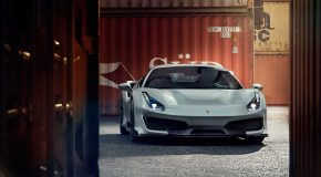 Ferrari 488 Pista Masterfully Tuned By Novitec To Nearly 800 HP