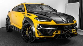 202-MPH Lamborghini Urus Gets Outlandish Looks, 820 HP From Tuner
