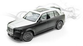 Mansory Billionaire: A Widebody Rolls-Royce Cullinan