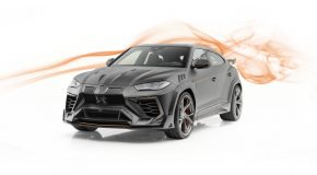 Mansory Reveals Radical Lamborghini Urus Kit