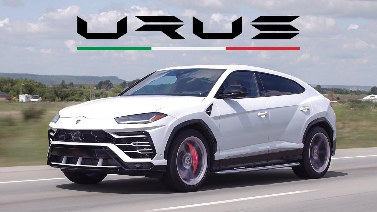 Original Lamborghini URUS parts