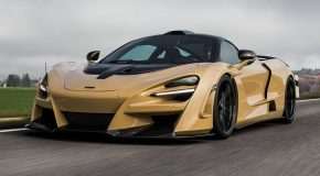 Novitec Reveals Widebody McLaren 720S N-Largo