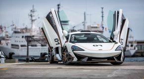 STUNNING MCLAREN 570S CAR TUNING BY PRIOR-DESIGN