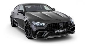 Mercedes-AMG GT63 S By Brabus Unleashed With 789 Horsepower