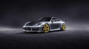 Porsche 911 By TechArt Has More Power, Visual Upgrades
