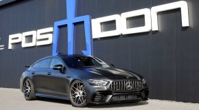 Mercedes-AMG GT 63 S Tuned To Unleash Up To 880 Horsepower