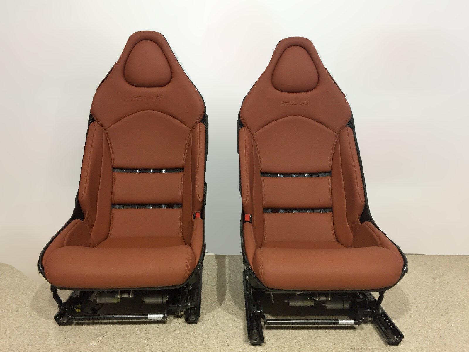 Mercedes SLR McLaren Karbonsitze OEM CARBON SEATS NEW