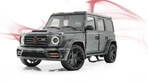 Mansory Star Trooper: A Widebody Mercedes-AMG G 63