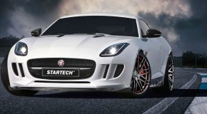 STARTECH Body kit for Jaguar F-Type from 2014