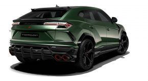 Topcar Design Digitally Tunes The Lamborghini Urus
