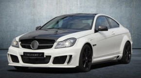 MANSORY Mercedes C-Class Coupe Facelift