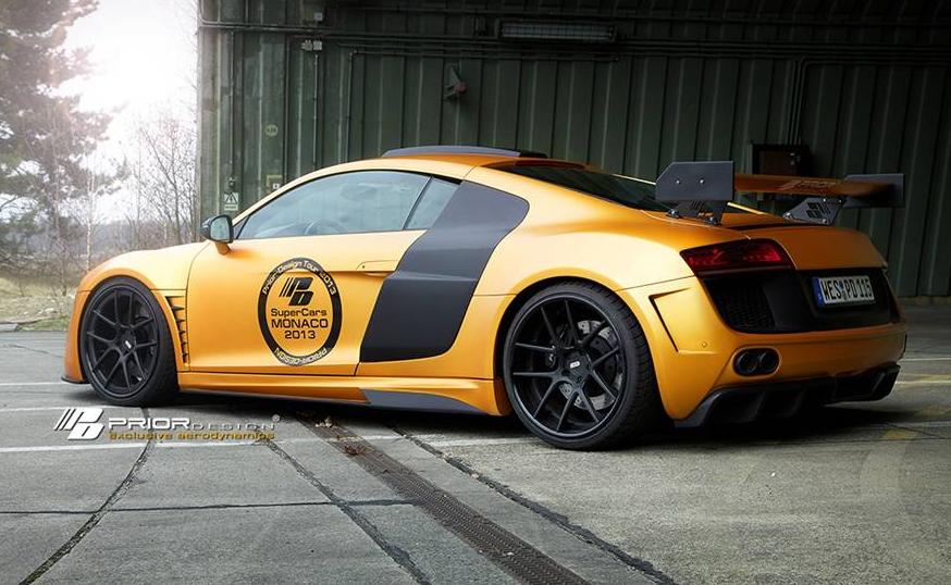 Prior Design -PD-GT850 - Audi R8 - Widebody Kit -Tuning-Empire  (1)