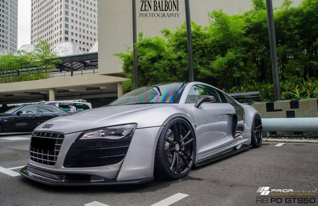 Prior Design -PD-GT850 - Audi R8 - Widebody Kit -Tuning-Empire  (10)