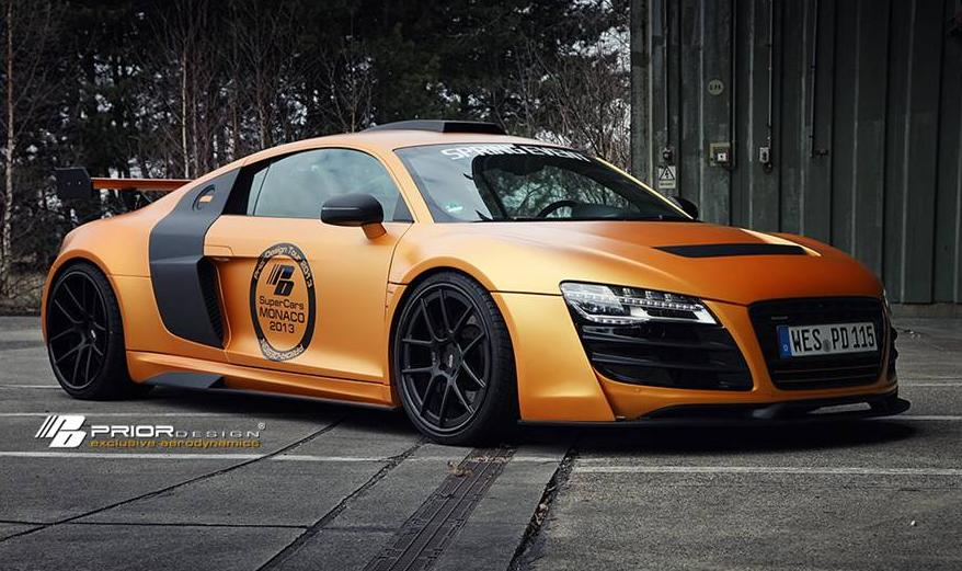 Prior Design -PD-GT850 - Audi R8 - Widebody Kit -Tuning-Empire  (4)