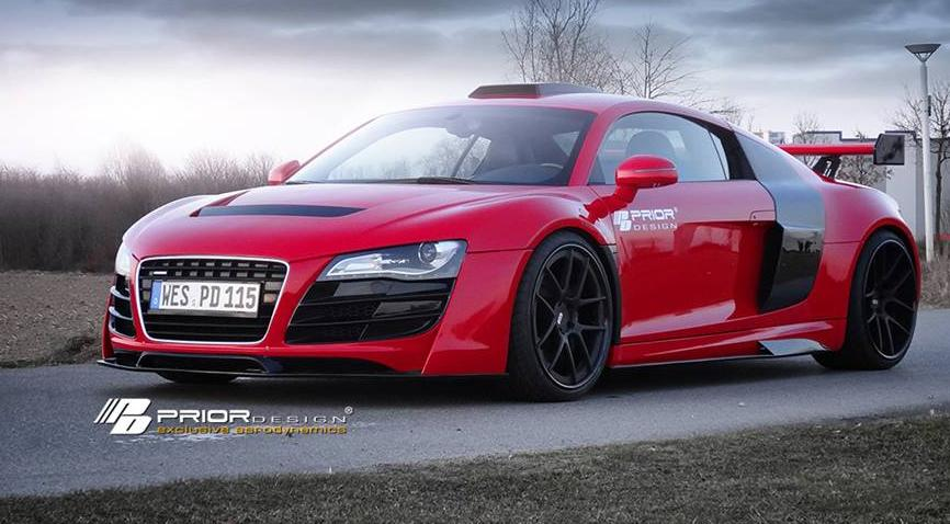 Prior Design -PD-GT850 - Audi R8 - Widebody Kit -Tuning-Empire  (6)