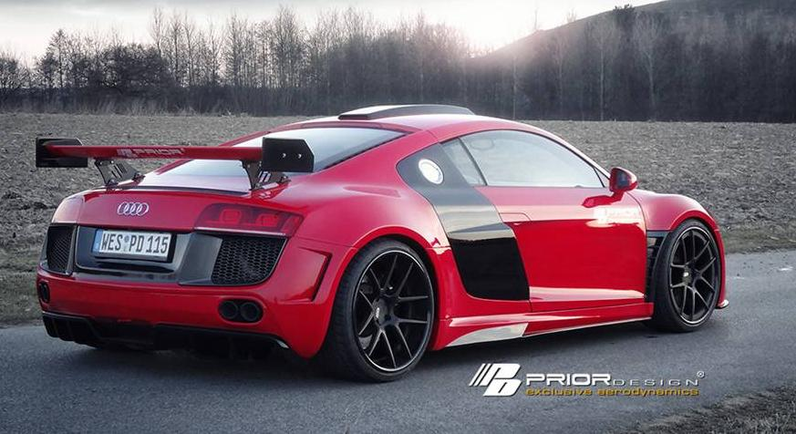 Prior Design -PD-GT850 - Audi R8 - Widebody Kit -Tuning-Empire  (7)