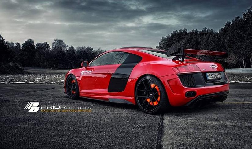 Prior Design -PD-GT850 - Audi R8 - Widebody Kit -Tuning-Empire  (8)