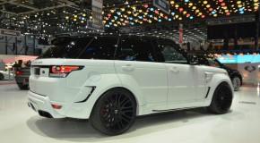 Hamann Range Rover Sport Facelift Widebody