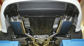 Another happy customer - Audi RS4 B7 HMS Exhaust