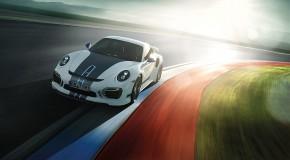 TECHART Power Kit for the new Porsche 911 Turbo S