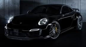 TECHART for the new Porsche 911 Turbo models