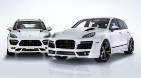Techart Power kit for Porsche Cayenne Diesel